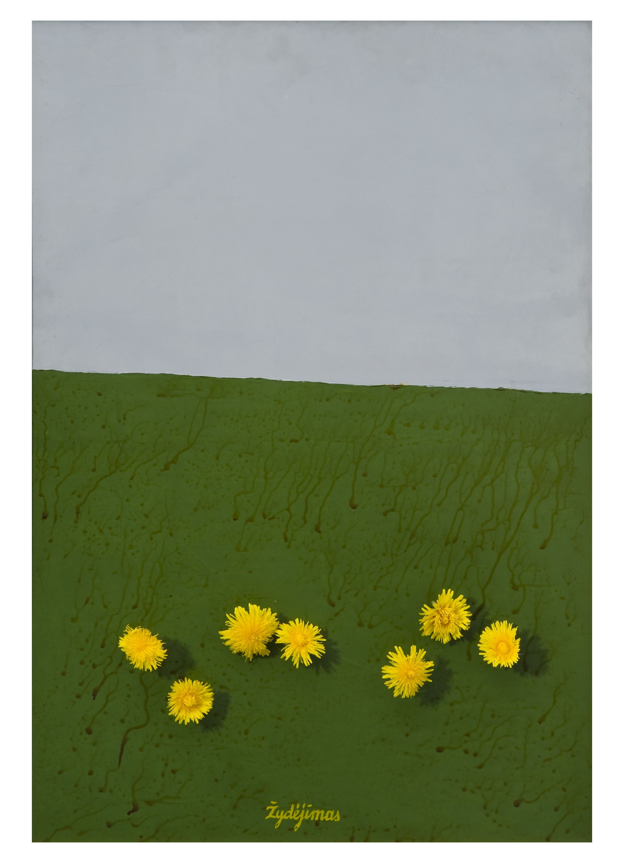 Leonas Linas Katinas, Seven Days in Rusnė or the Blooming of the Dandelions, 1971