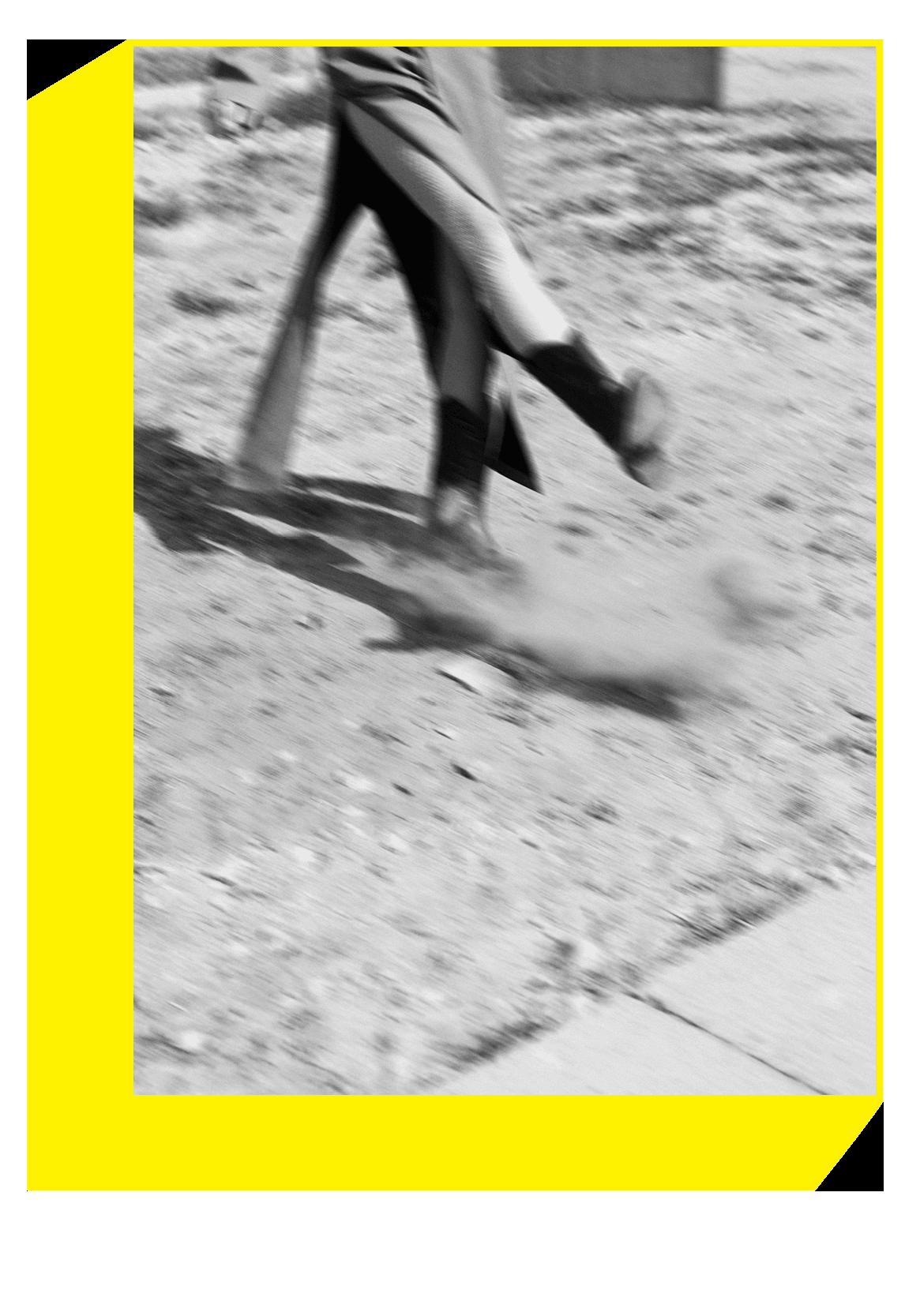 coat URTE KATILIUTE; shoes VINTAGE
