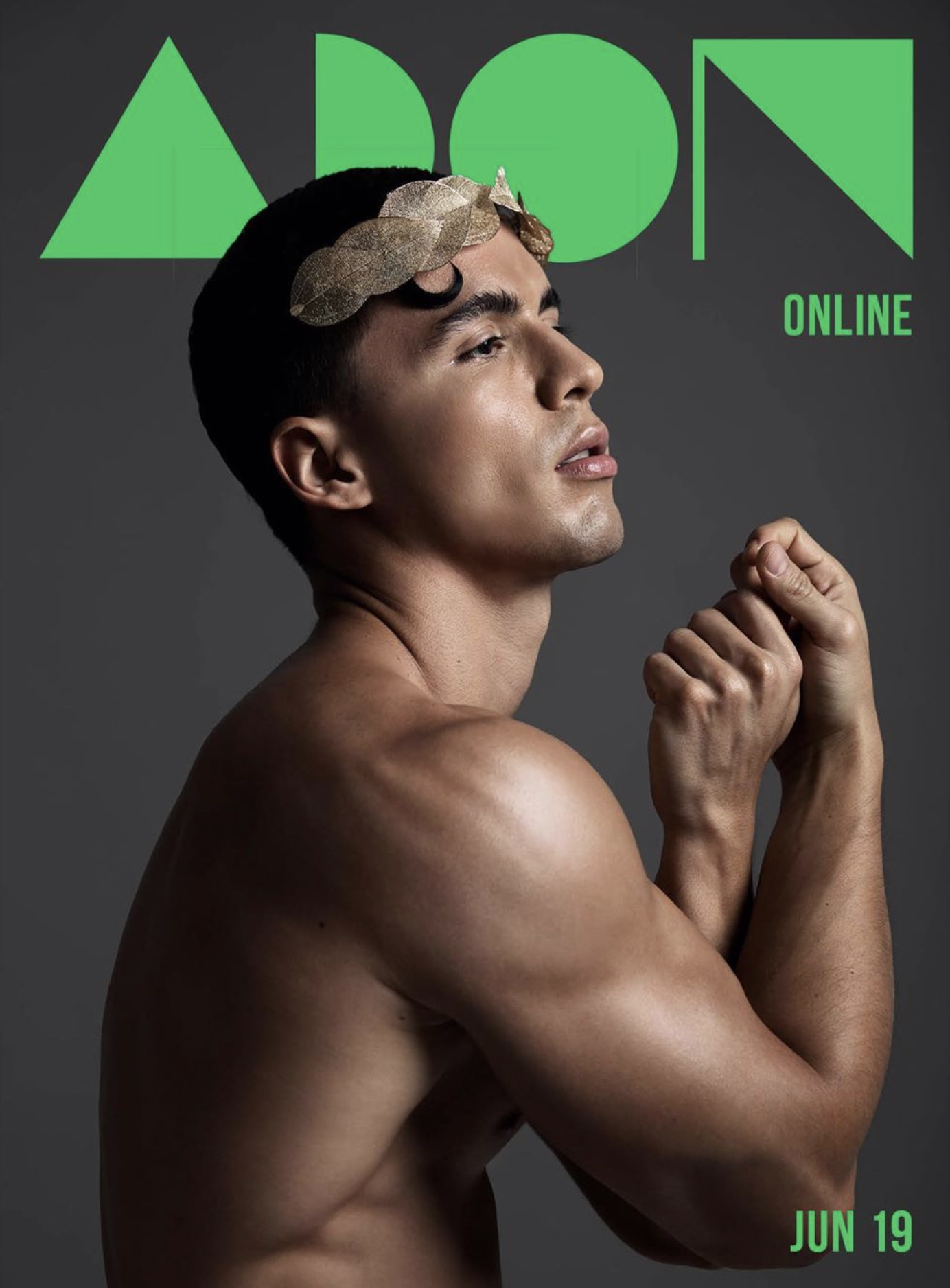 STEFAN CHAVARRIAFA   ADON MAGAZINE  COVER & EDITORIAL (EXCLUSIVE CONTENT SUBSCRIPTION), JUN 2019