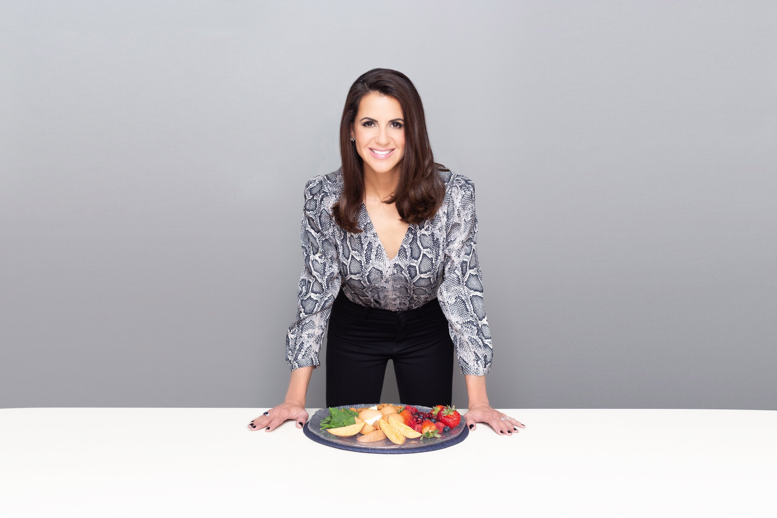 CERTIFIED & QUALIFIED - Karina's professional qualifications include certifications and degrees from:The Institute for Integrative NutritionColumbia University Teachers CollegeThe University of Nevada for Psychology with an emphasis on Pre-Med
