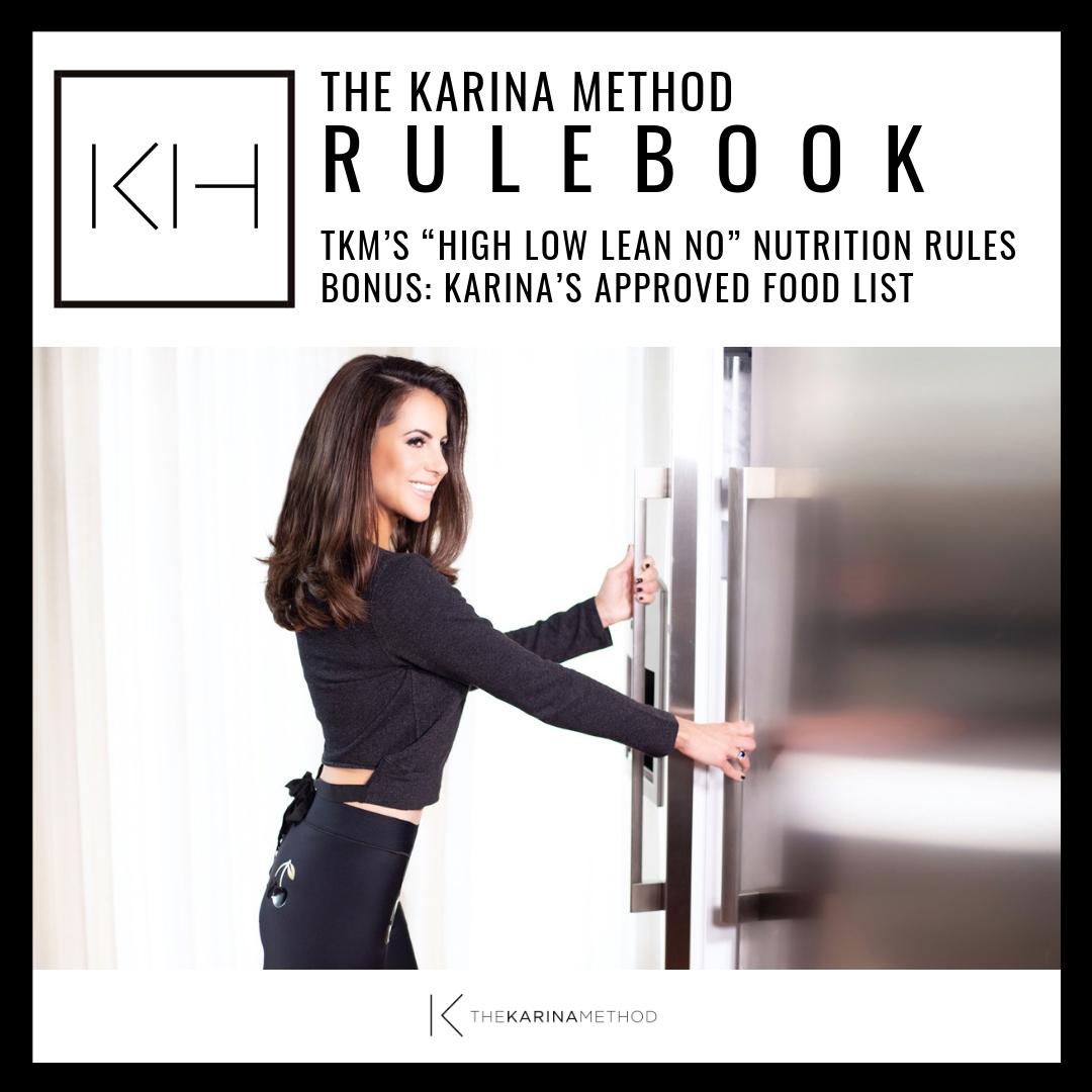 Cover1_THE KARINA METHOD RULEBOOK DOWNLOAD_Jan 2019.jpg