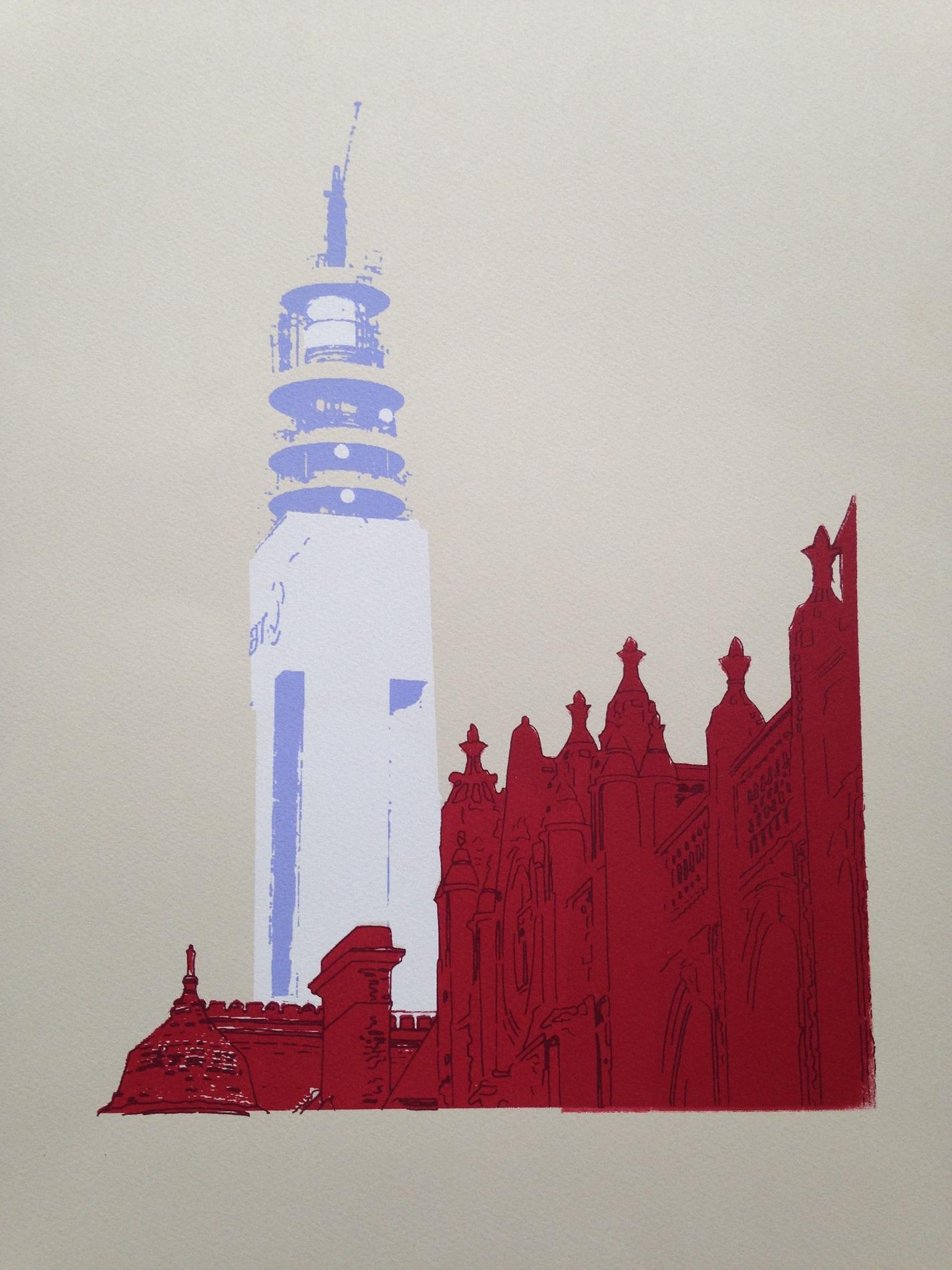 'BT Tower, Birmingham'