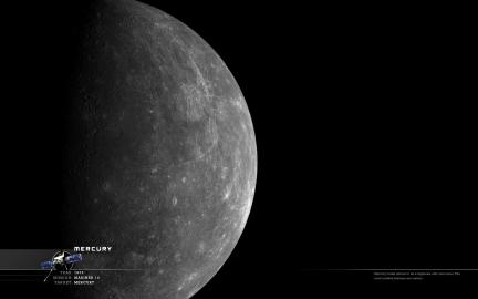 Wallpaper: Mercury
