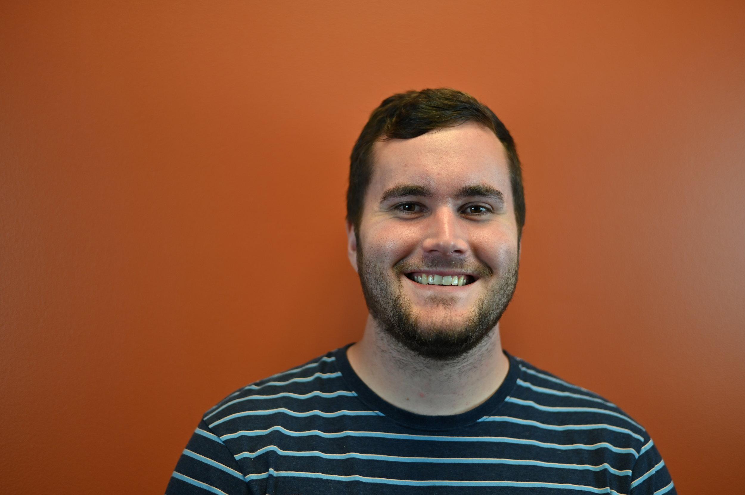 Joey Nilsen - Associate Student Pastor