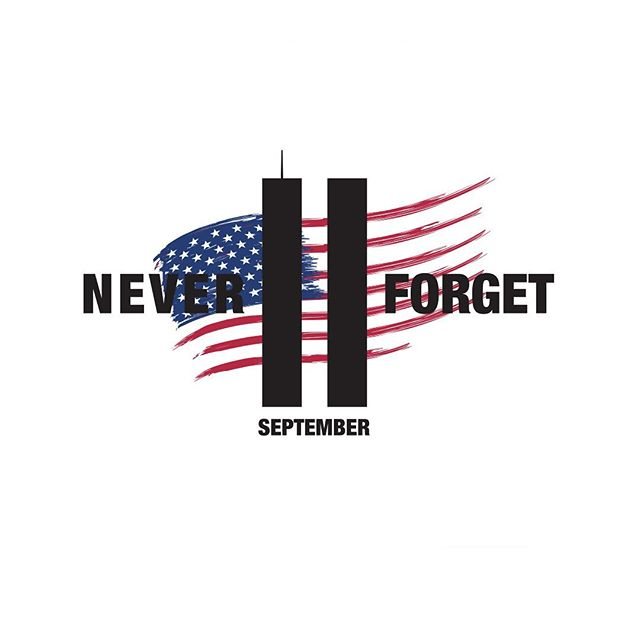 18 years ago and we'll never forget. Proud to be a #USA company 💪🏻