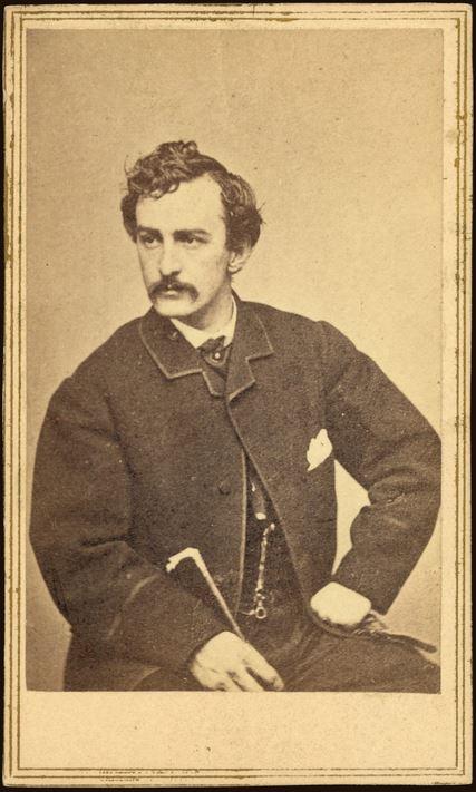 Vagaries of History - John Wilkes Booth: Oil Man