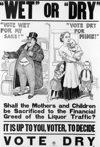 https://www.thoughtco.com/temperance-movement-prohibition-timeline-3530548