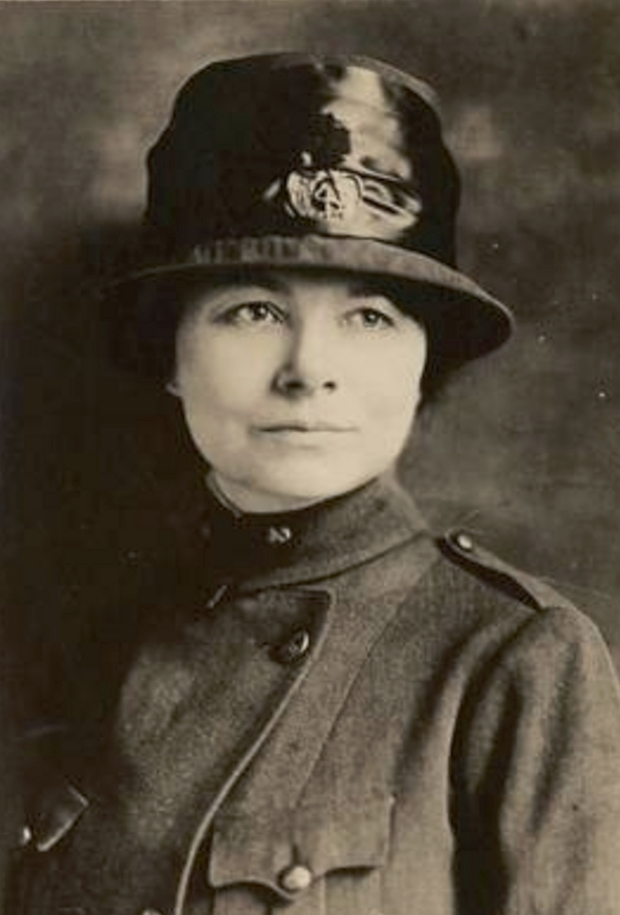 Physician Esther Pohl Lovejoy placed a significant role in public health reform as well as women's suffrage.  Photo courtesy of Oregon Encyclopedia