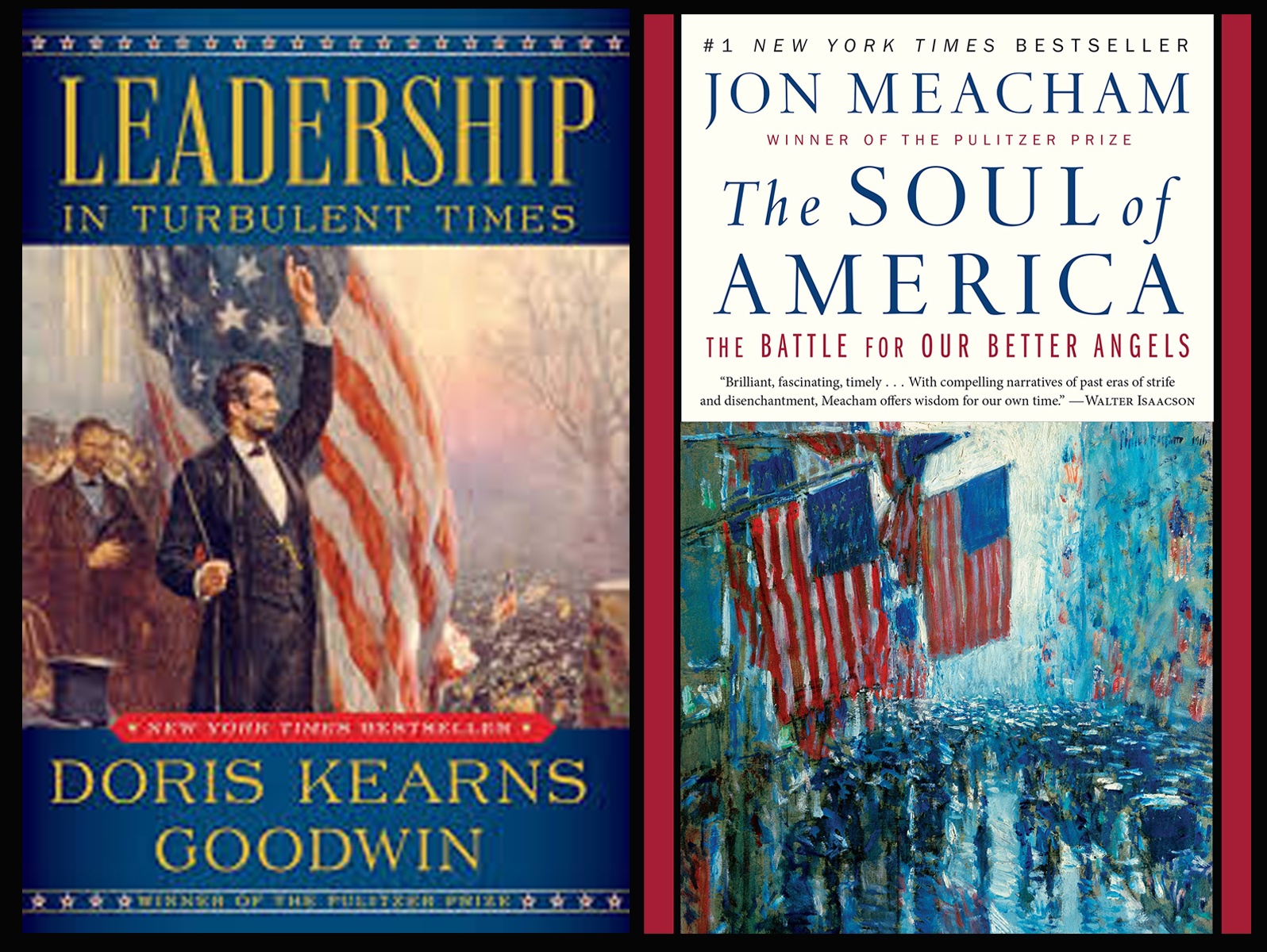 Recommended reads for history buffs with an eye to the present day.