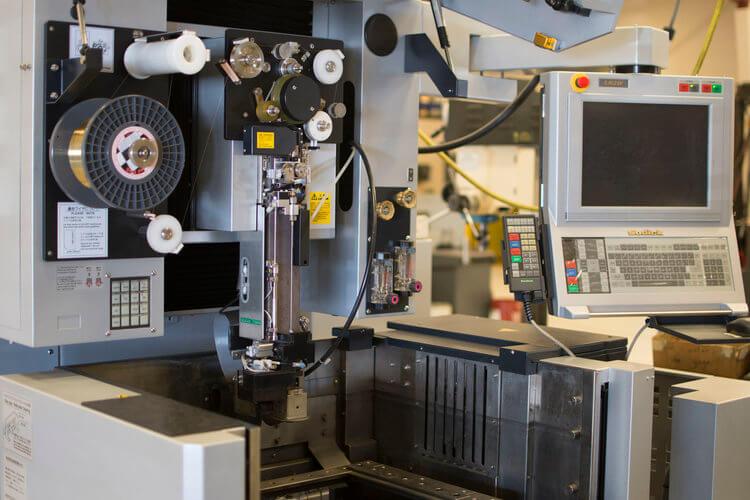 Machining injection mold making process freeform polymers Utah