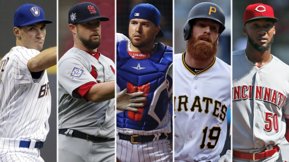 may 10, 2018 - mlb.com  5 Unsung Heroes in the NL Central