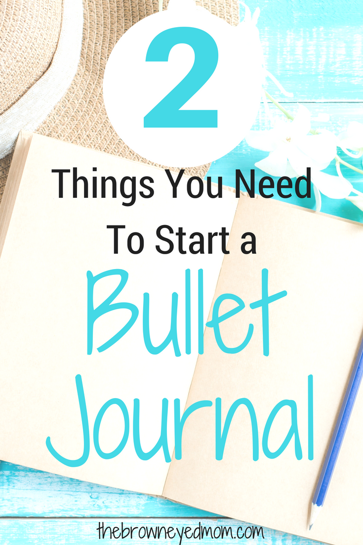 Bullet journals are all the rage right now. But many of you are still confused on what to do. #bulletjournal #bujo #organization
