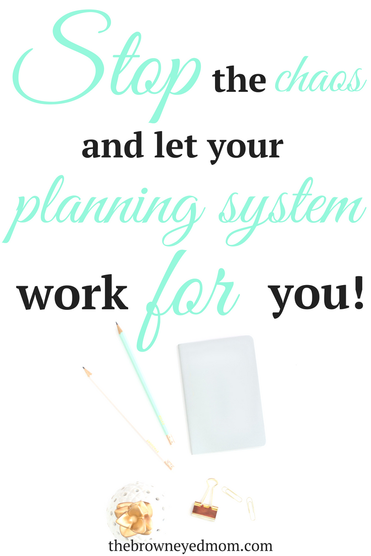 Planning systems, whether you are using a planner or bullet journal, only work if you use them. Not if they're laying in a junk drawer somewhere getting swallowed up into a black hole. Let your planning system make your life easier and work for you! #organization #planning #planner #bulletjournal #bujo #productivity
