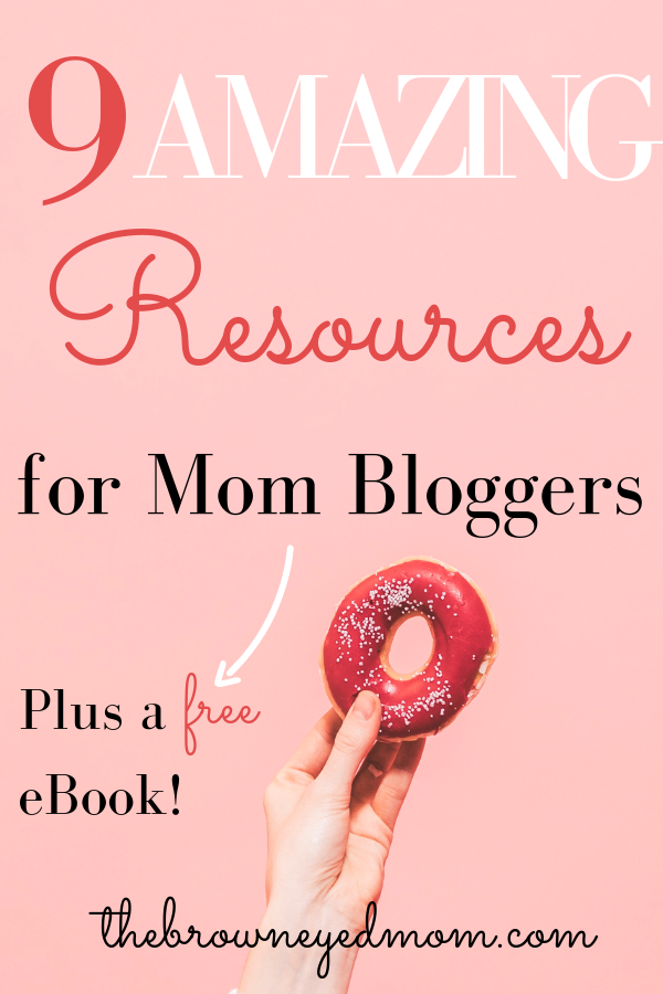 Learning the ropes of becoming a mom blogger can be difficult. Here are 9 amazing resources that I have used for my mom blog to get it moving AND making money!   #momblog    #momblogger    #eBook    #resourcesforbloggers    #makemoneyblogging    #wahm