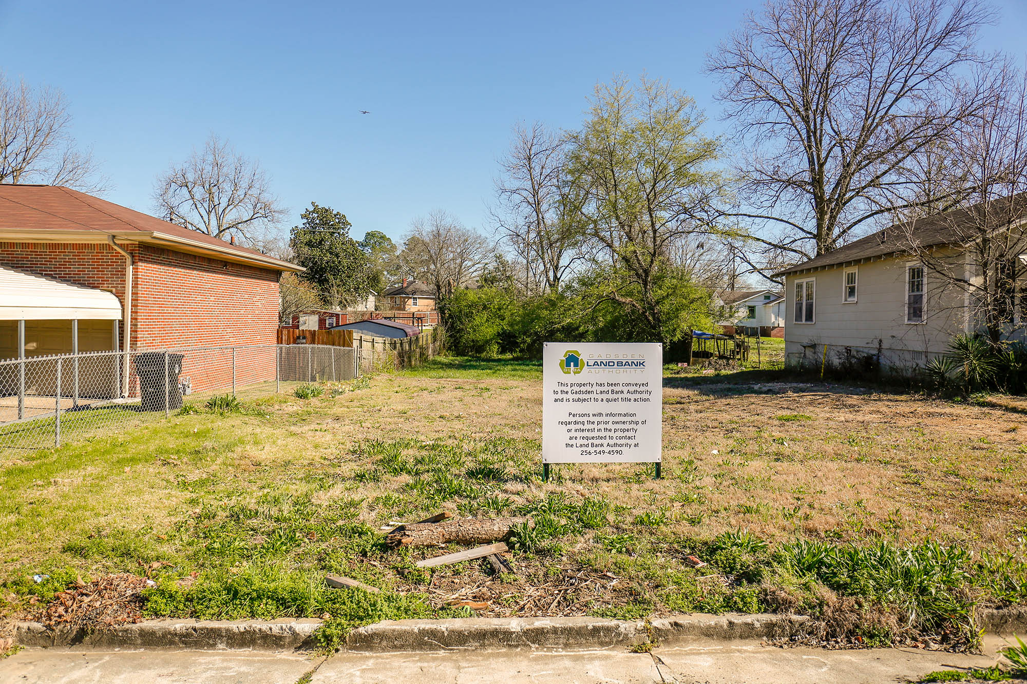 About The Gadsden Land Bank Authority -