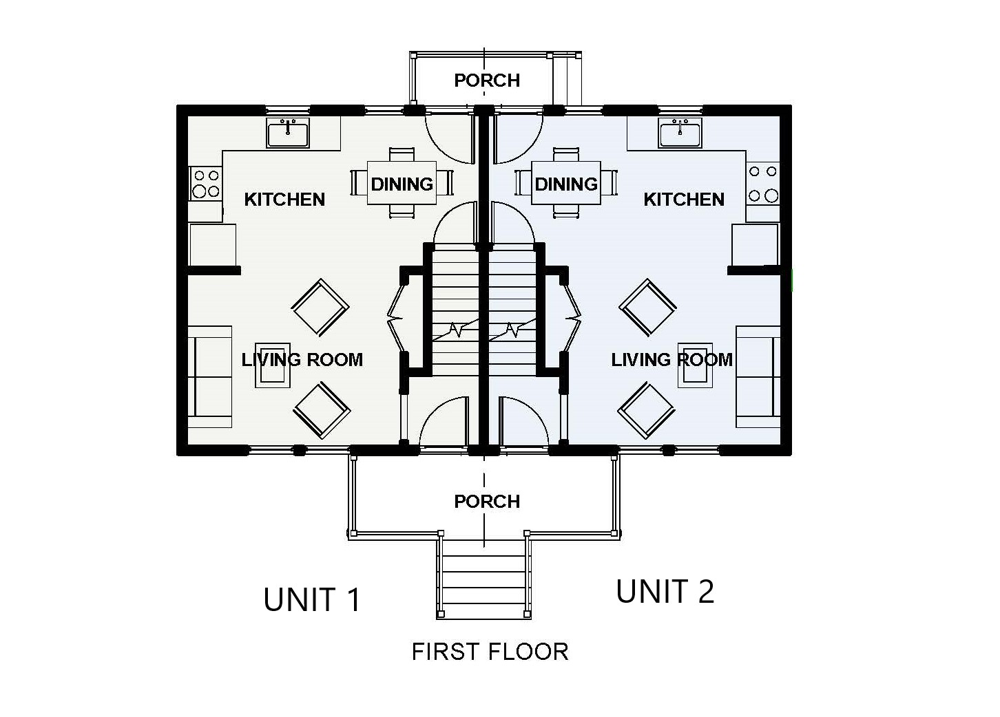 Townhouse Unit 1 and 2_FIRST FLOOR.jpg