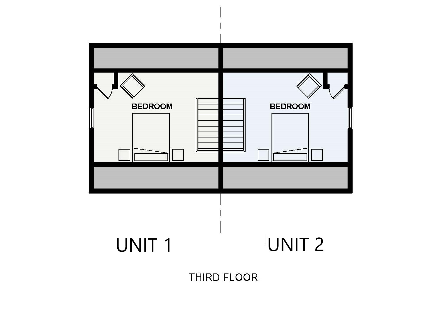 Townhouse Unit 1 and 2_Third Floor.jpg