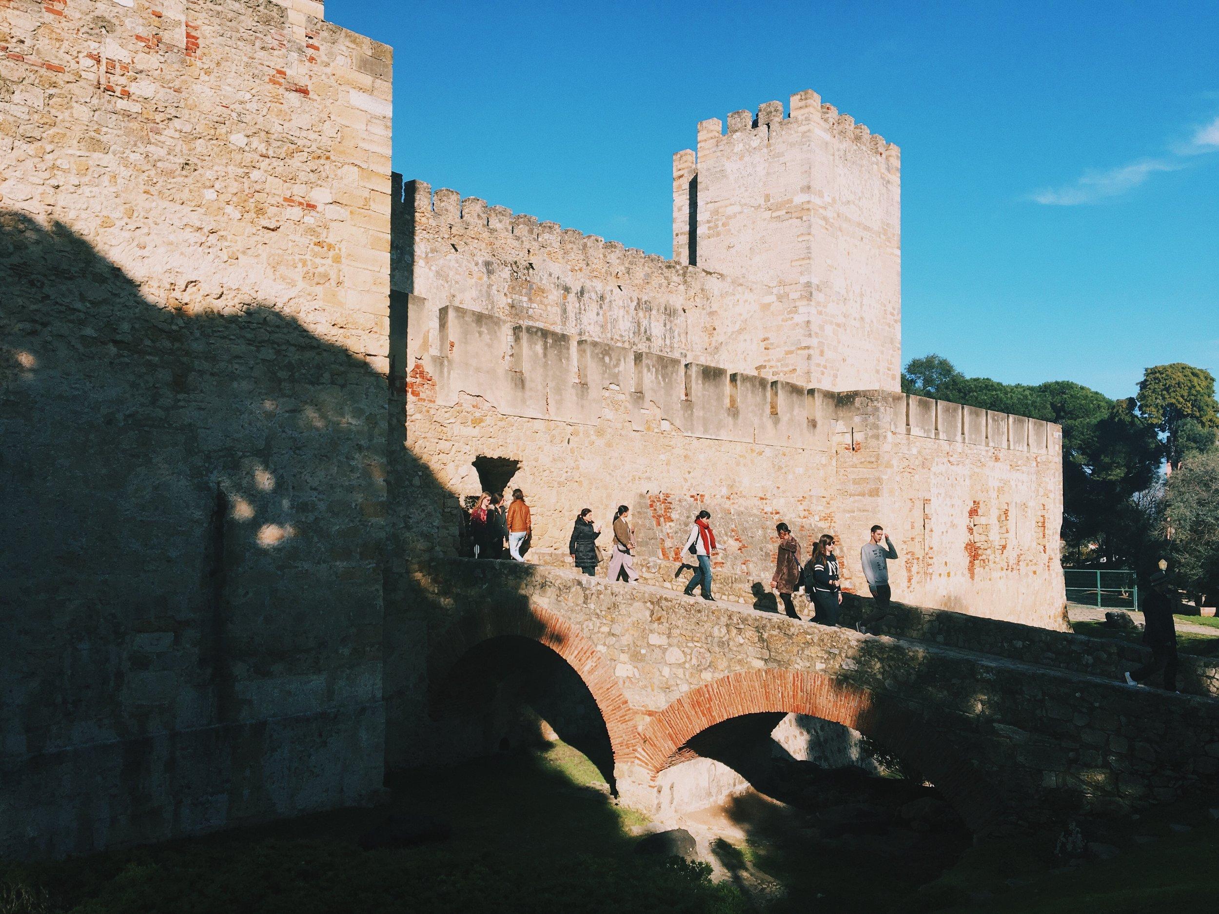 São Jorge's Castle.