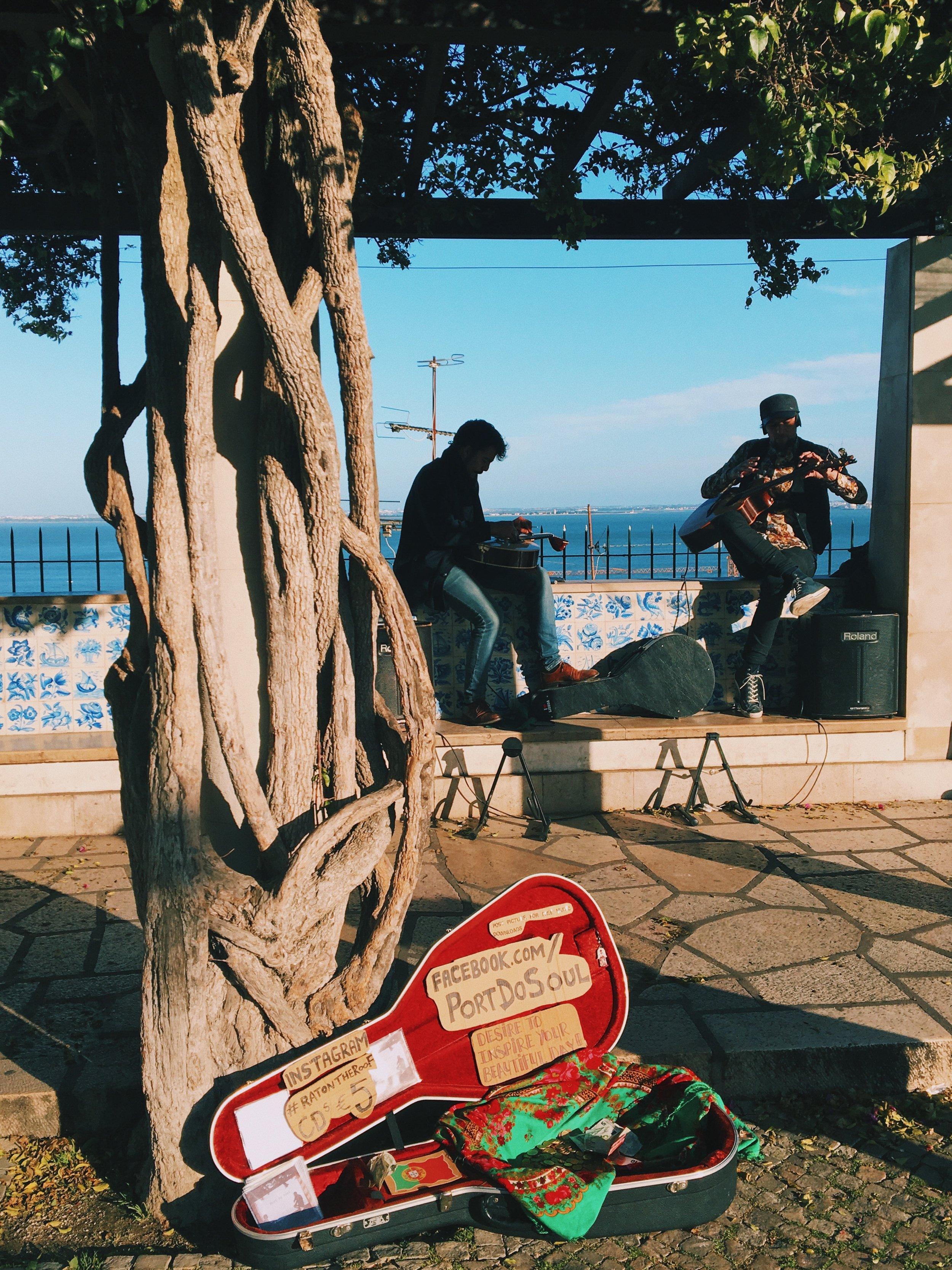 Port do Soul, a lisboeta music band.