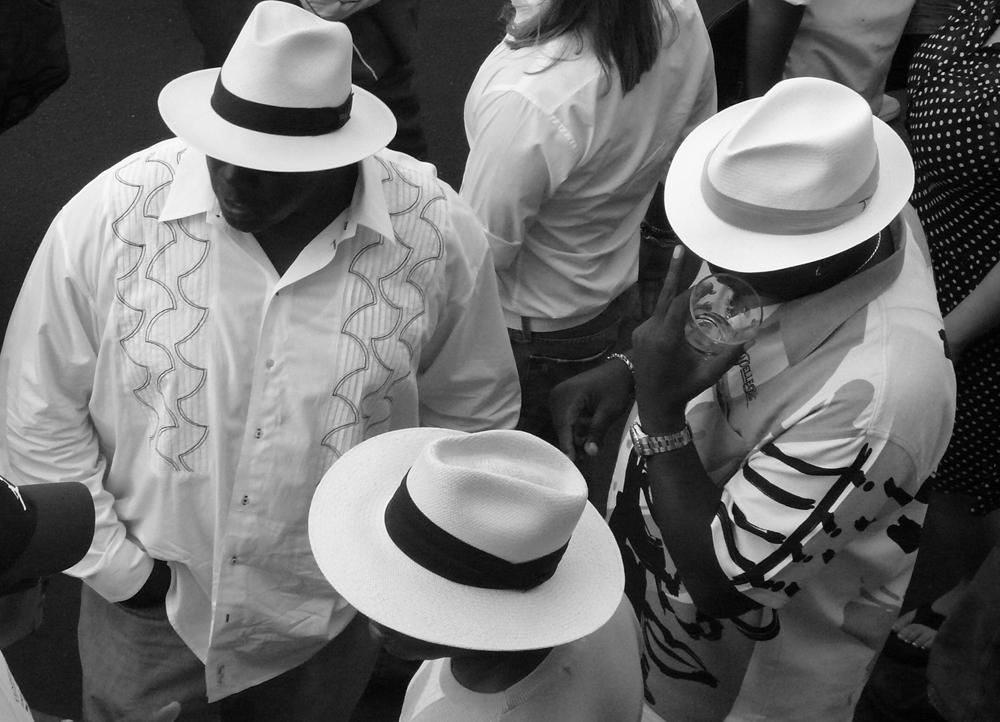 3 White Hats