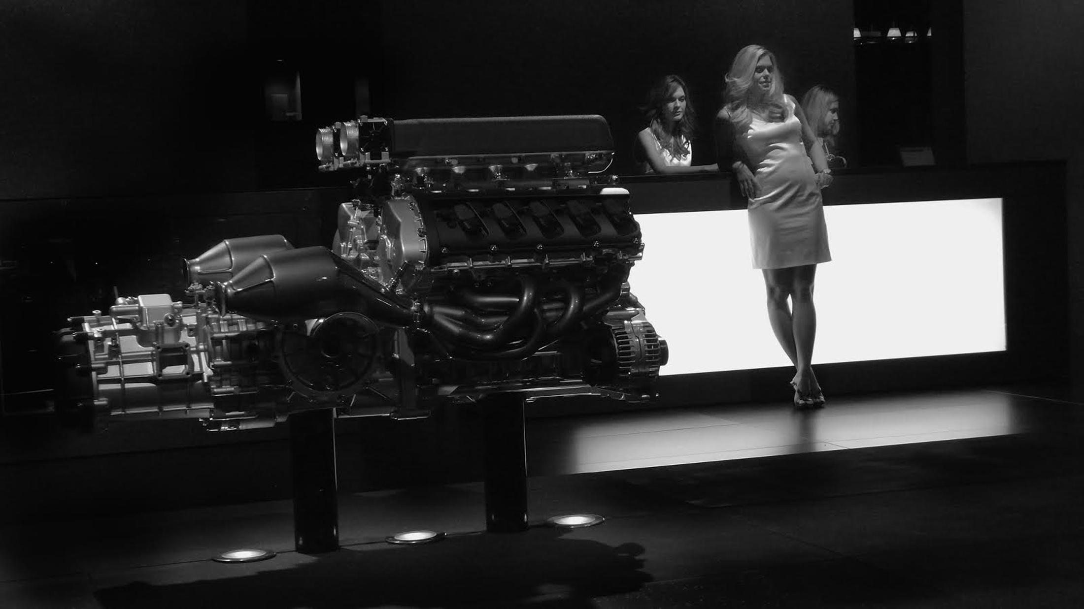 Girls and Motors