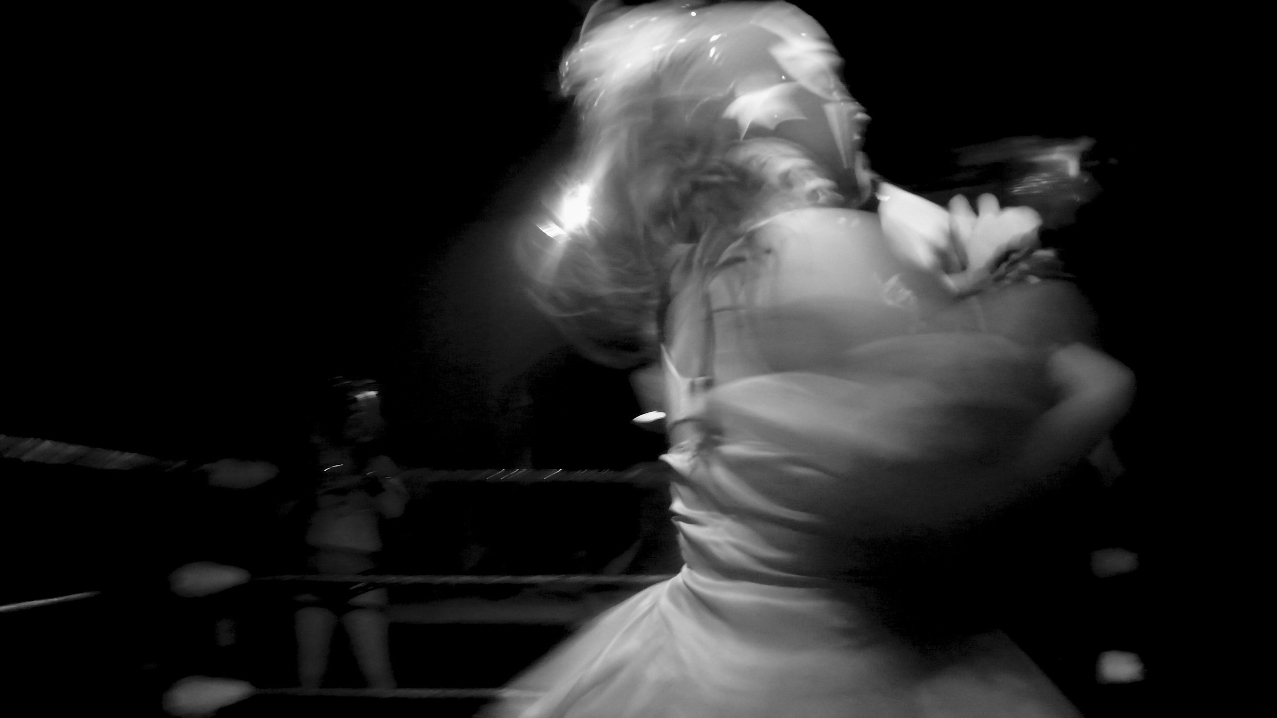 Woman in the Ring