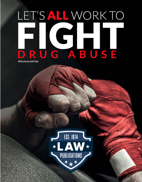 Let's All Work To Fight Drug Abuse (English or Spanish Versions)