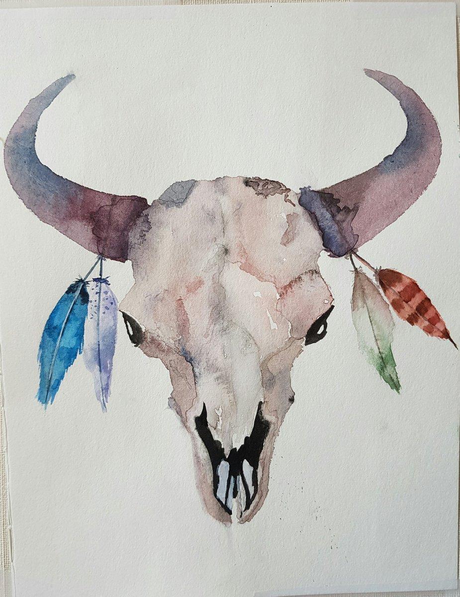 Undead Buffalo