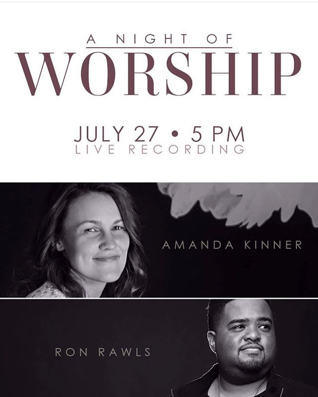 @herebedustin and @njgalbraith will be joining these two on Saturday night for a live recording. We would love to see you there for a great night of worship! #praisehands #worshipnights  4678 Bethesda Road Thompson Station, TN