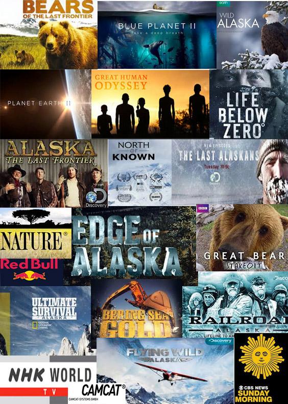 Zatzworks Aerial Video - Featured In - Alaska Aerial Video