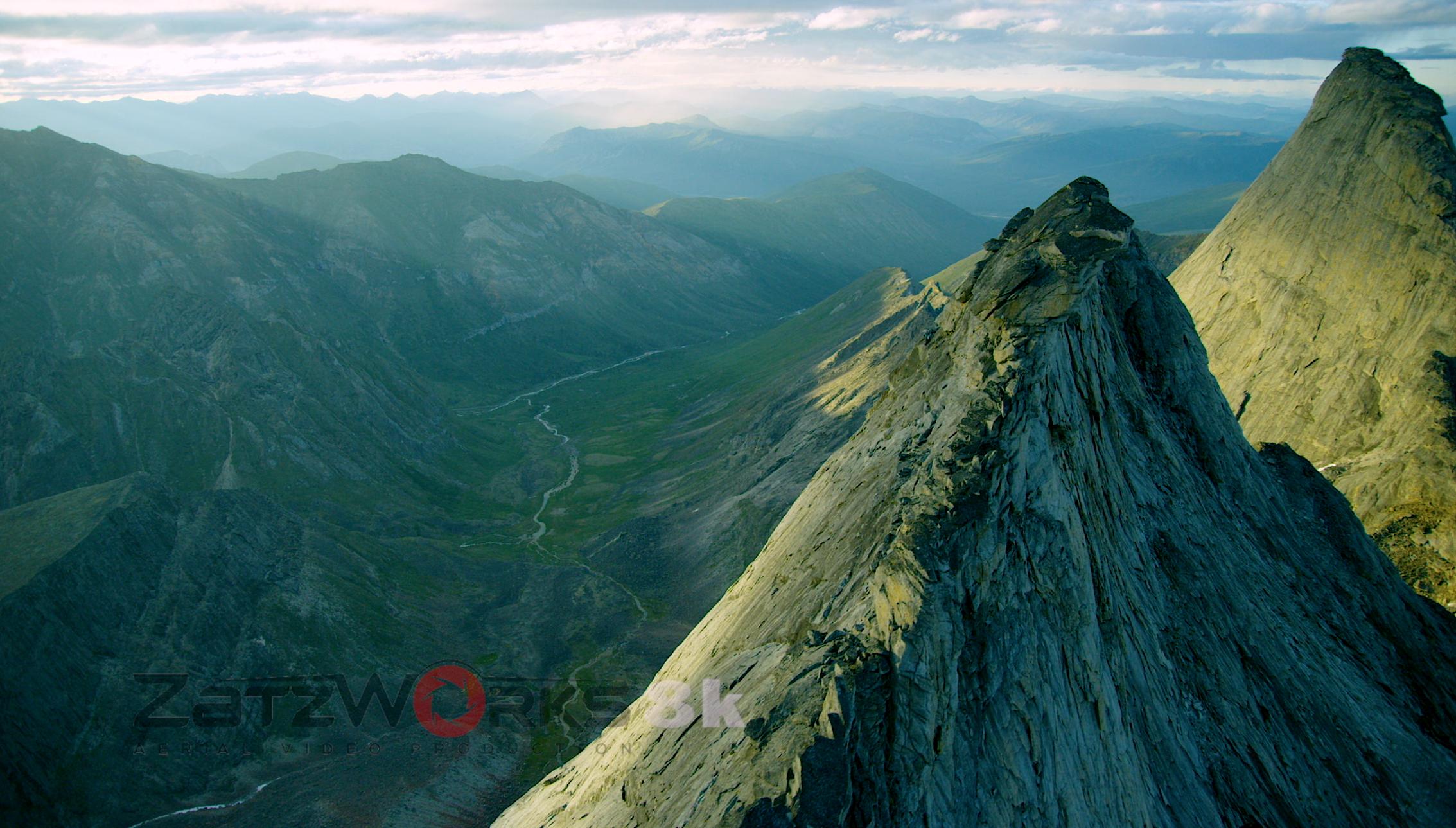 ZatzWorks Arrigetch Peaks