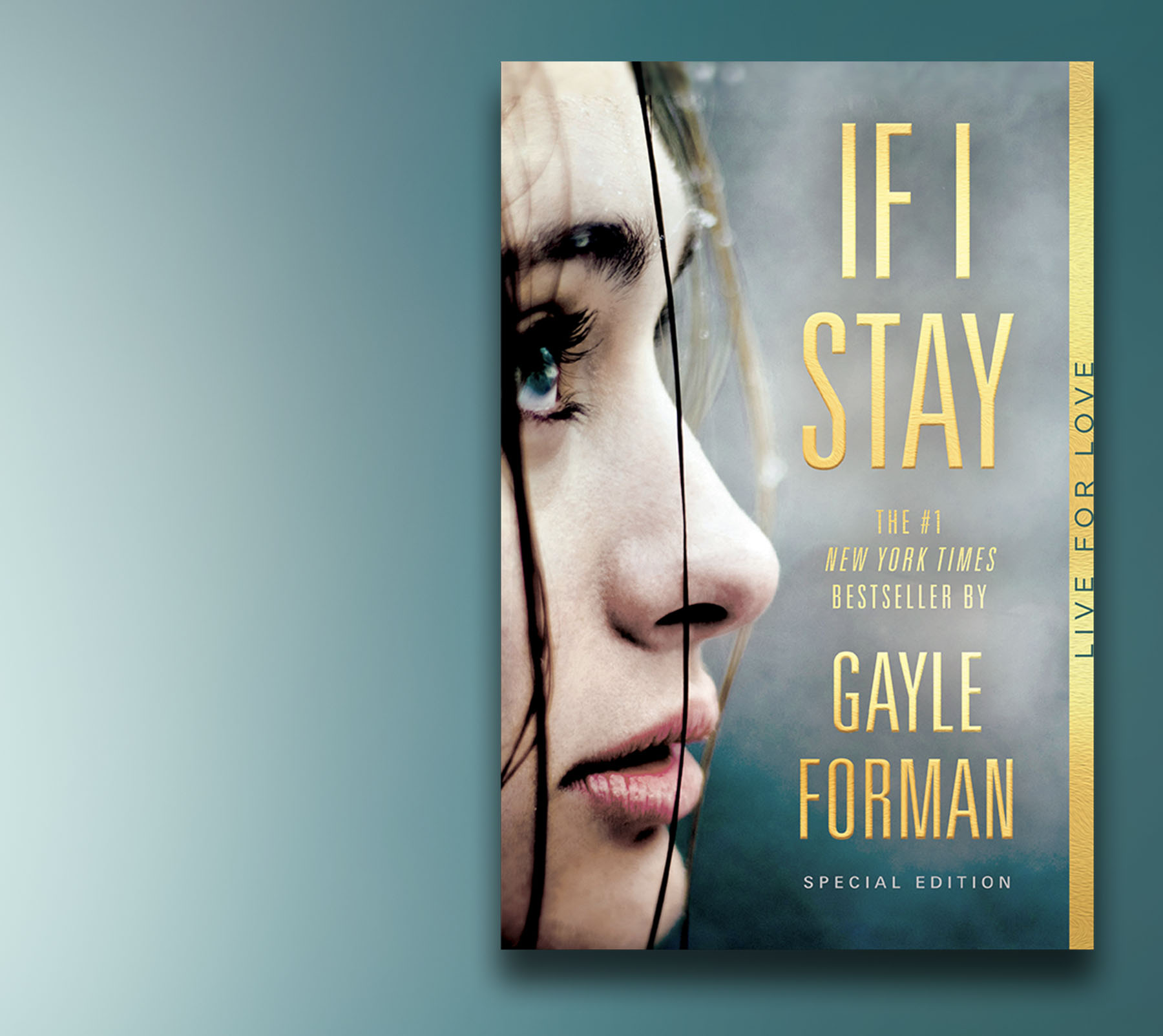 If I Stay Special Edition - A special anniversary edition of Gayle Forman's breakout bestseller, If I Stay, in a brand new look and with an additional chapter to Mia's story!Everything can change in an instant. For Mia, the day started like any other, surrounded by a loving family, an adoring boyfriend, and a bright future filled with music and infinite possibilities. What she never expected is the choice before her now. Caught between life and death, between a happy past and an uncertain future, Mia has to contemplate everything she holds dear and make a choice: to go or to stay.