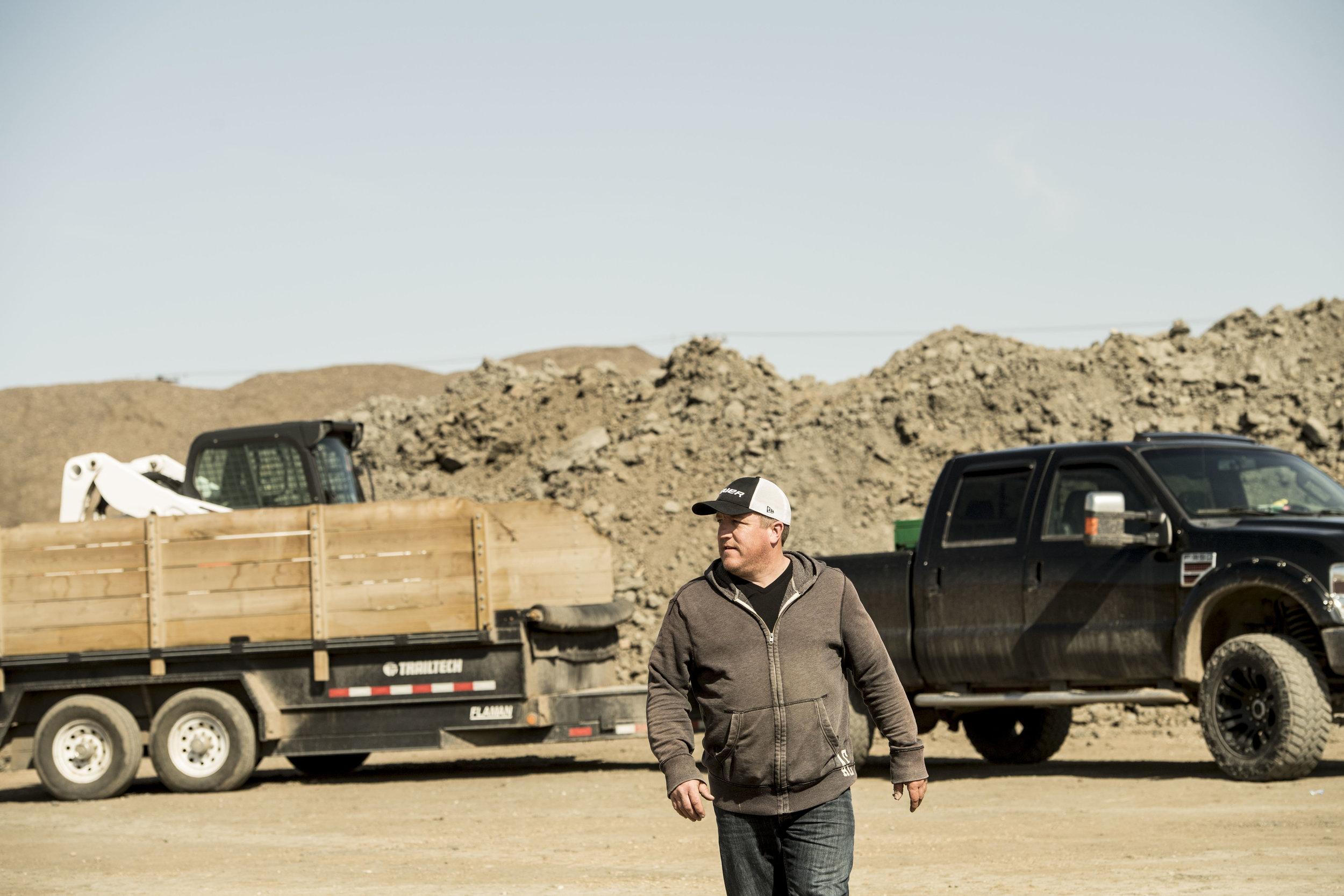 Saskatoon Landscaping, Excavating