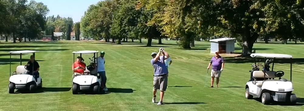 Golf Trip* -