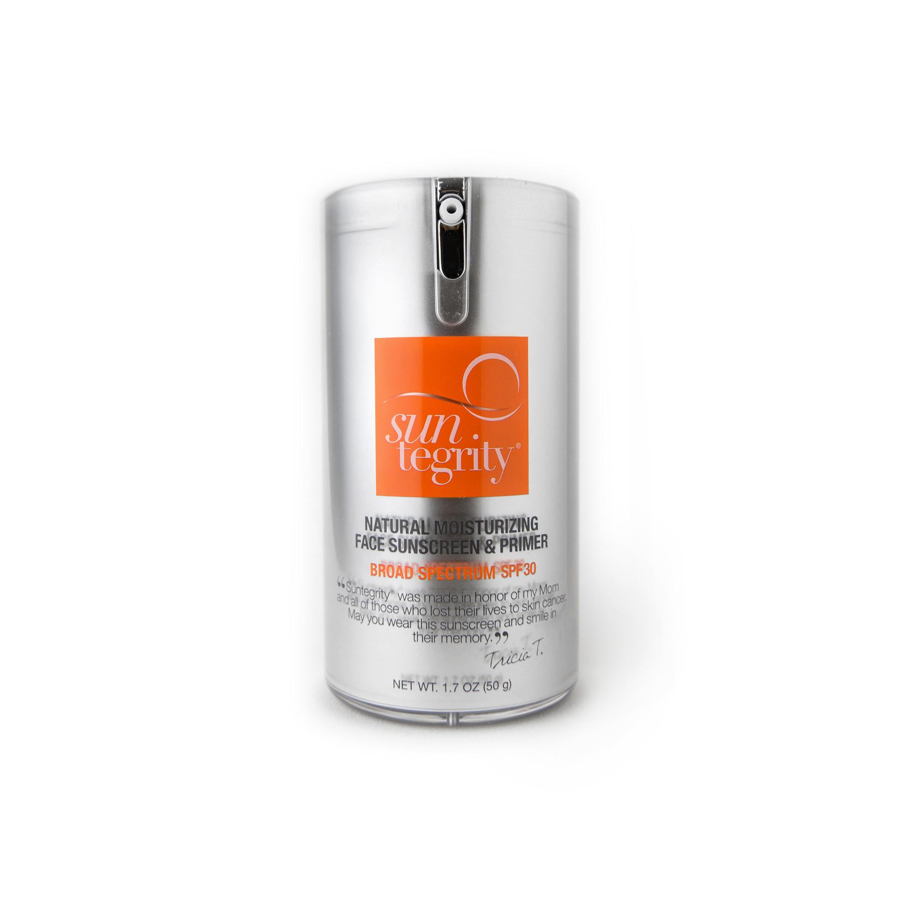 Moisturizing Face Sunscreen & Primer $45