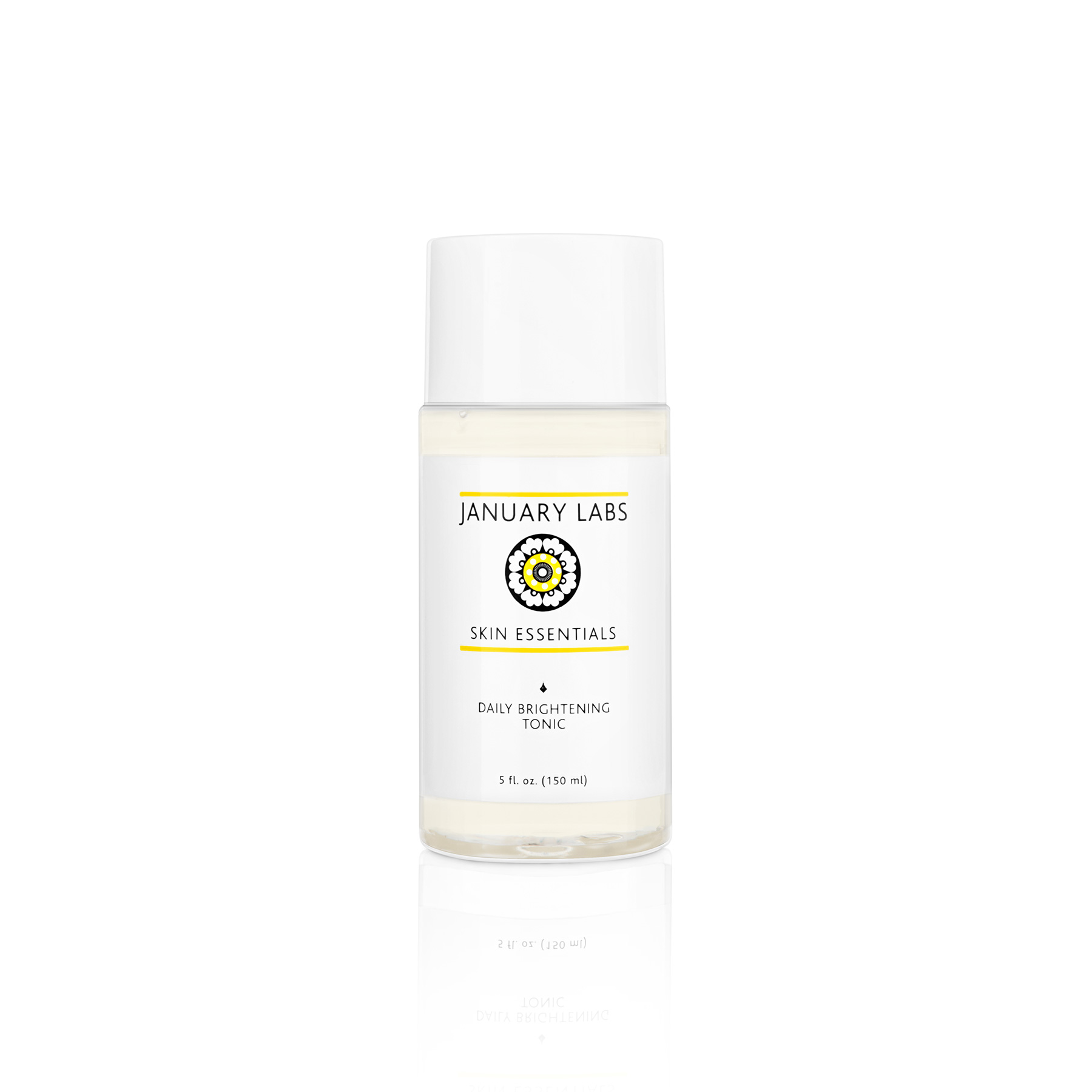 Brightening Tonic • $28   Hydrating toner   Lactic acid improves moisture, anti-inflammatories soothe.