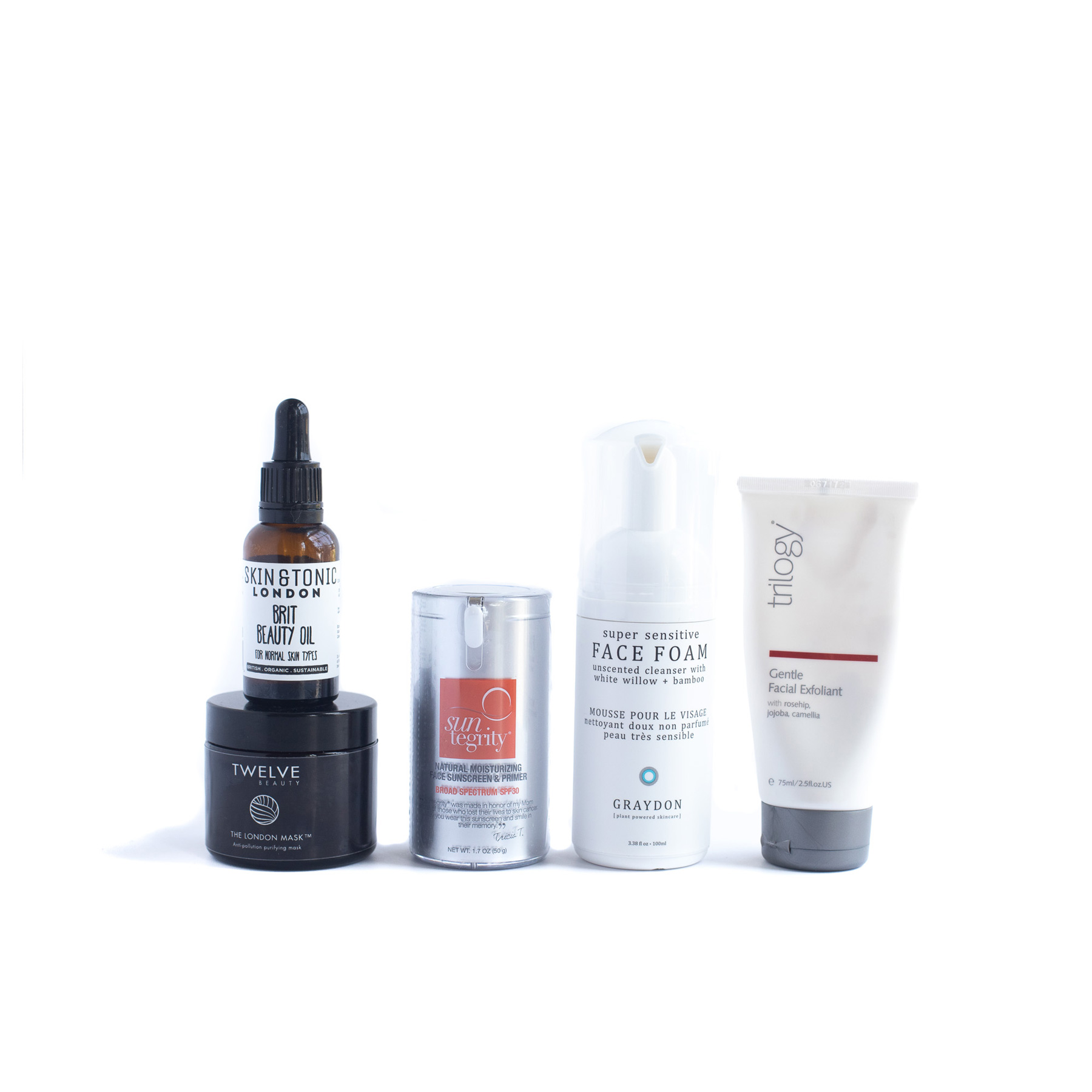 The Complete Anti-Acne Kit  • $205