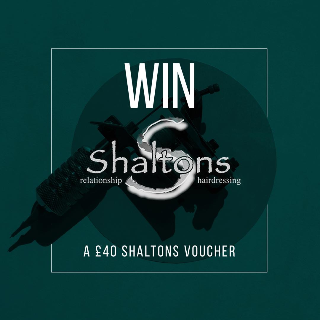 Shaltons - Win a £40 Shaltons voucher