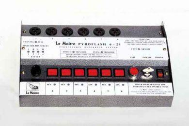 Pyrotechnic Controllers -