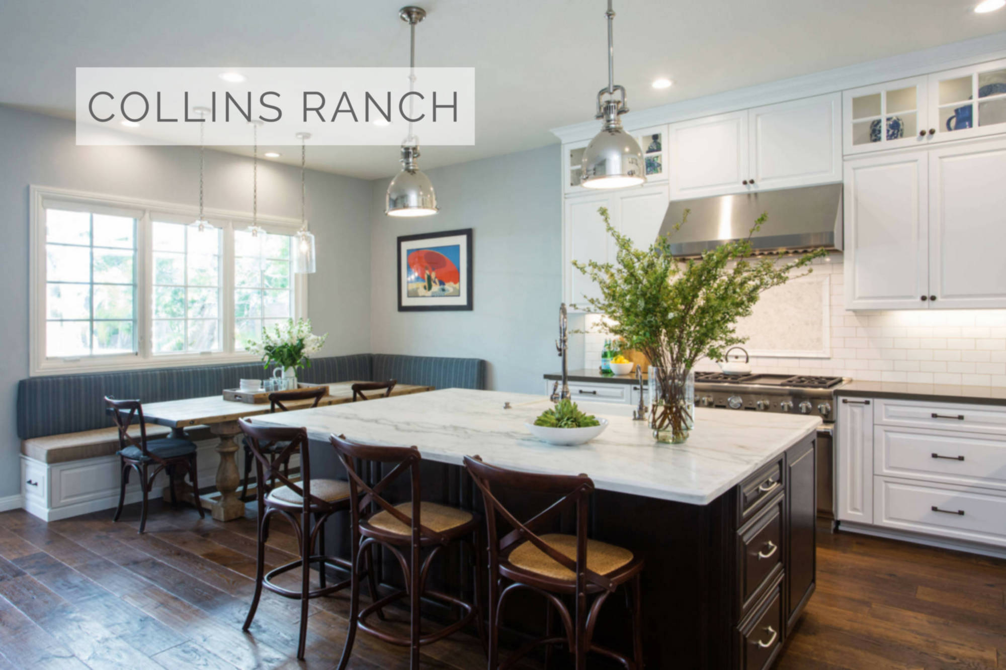 Collins Ranch - Interior Design San Diego