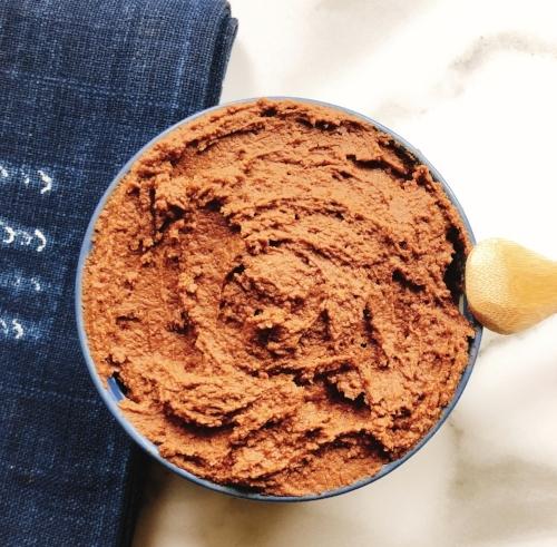 Chocolatey Cacao Hummus