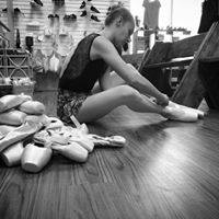 Plan on one pair of traditional pasted pointe shoes per week.