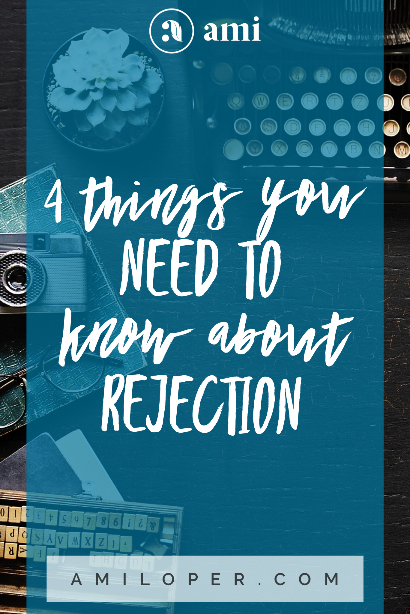 We all experience rejection. But sometimes the shame that tries to piggyback on rejection causes us to not talk about it. Many of us just try to sweep it into a corner so we can try to ignore it and get on with life. Eventually, that can catch up with us. Let's DEAL with rejection! #Rejection #ChristianBlog #EmotionalPain