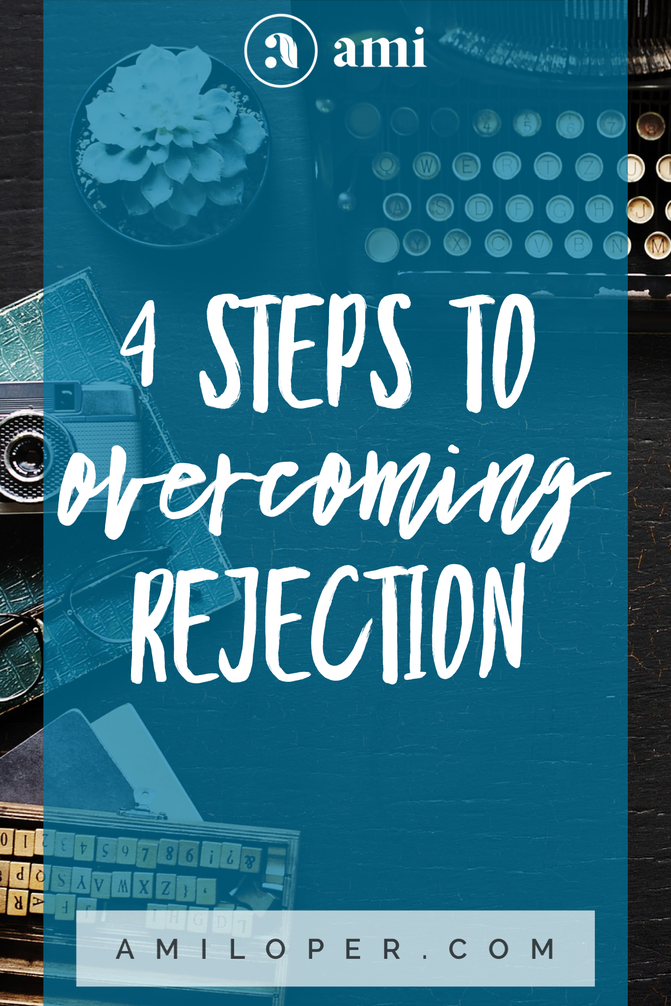 Have you ever felt the sting of rejection? Of course you have! And if you know me or my  story, you know I've dealt with a lot of rejection too. Hopefully, even  more than knowing that, my story has shown you how God can redeem  anything - even the trauma of rejection. Visit my website for these steps that will walk you through the steps to beating the effects of rejection.  #Rejection #ChristianBlog #Freebie