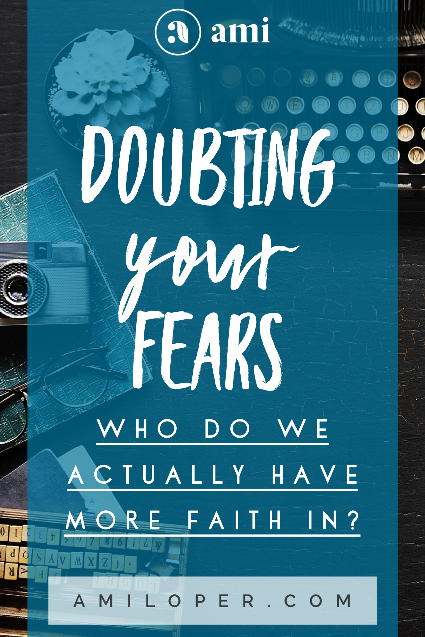 I used to be crippled by fear. Having been a fearful child, and then having been abused, threatened and stalked as a young adult, my filter saw everything through a lens of fear. But then a series of events began to expose the true nature of fear! #FearVSFaith #Faith #HaveFaith #ChristianBlog