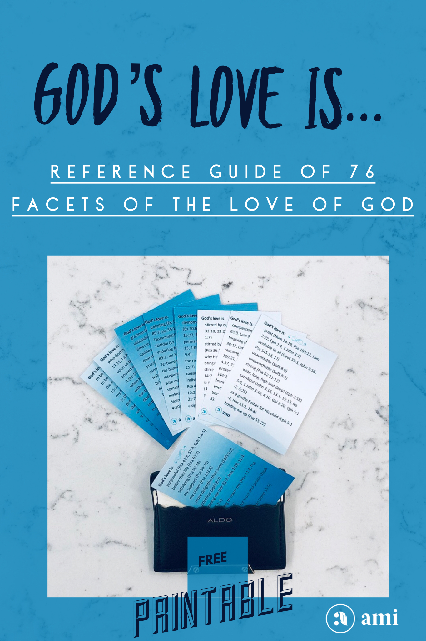 Scriptural Truths to CHANGE your life! Knowing God loves you is the foundation for your life and until you know it deeply in your soul, you will always be unstable in your faith. Learn the TRUTH and change your life! #GodsLove #FreePrintable #Freebie #Faith