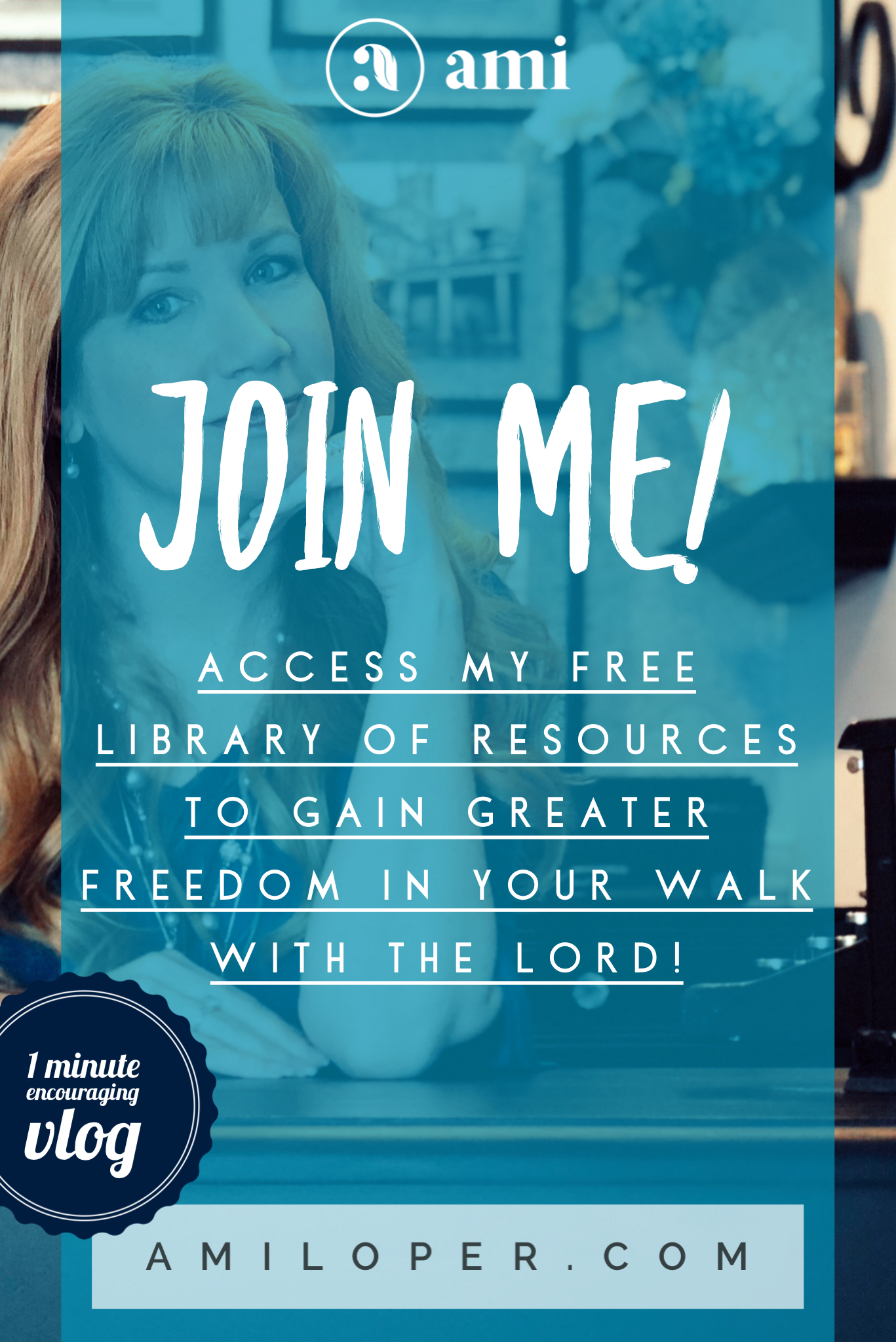 If you are looking to develop in your faith, and come into more and more freedom in your life, JOIN ME! I would love to share the journey with you and share what I have learned and am learning in my journey. JOIN ME at  amiloper.com  #FreeStuff FreePrintables