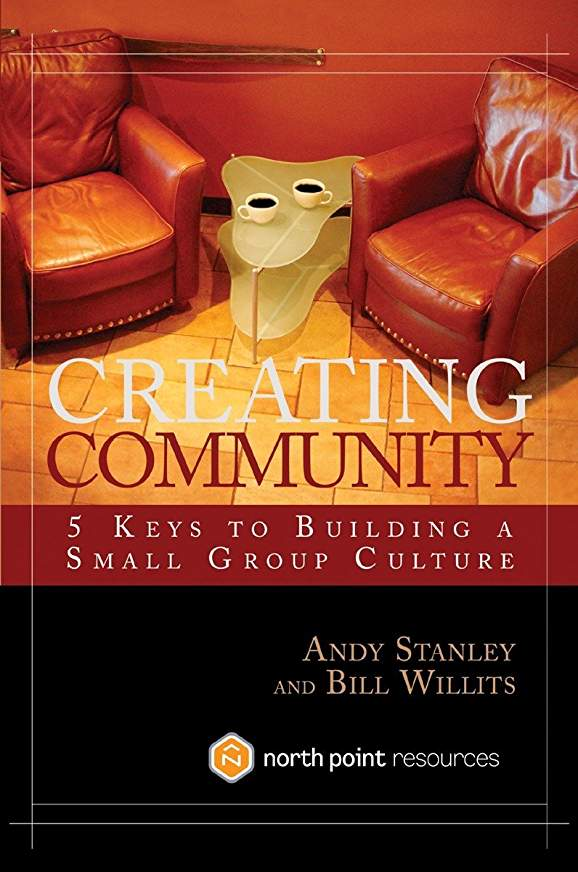 Creating Community - by Andy Stanley and Bill WillitsThis is not just another book about community; this is a book about strategy—strategy that builds a small group culture. Creating Community shares clear and simple principles to help people connect into meaningful relationships. The kind God desires for each of us. The kind He uses to change our lives.