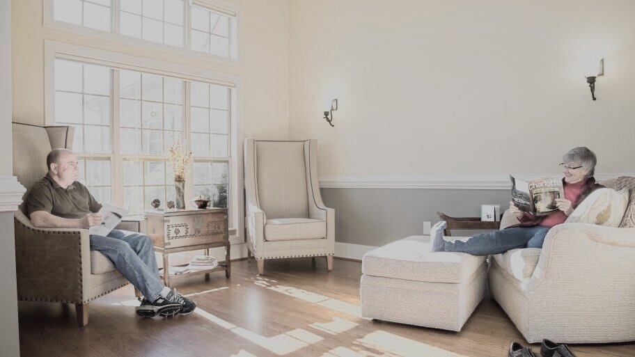Tired of sitting in an empty room? -