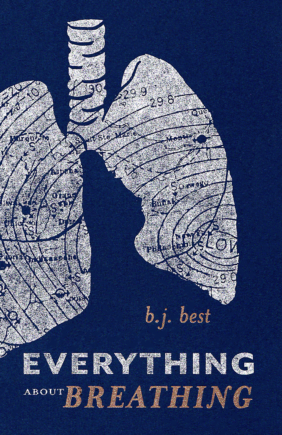 Selected poems from Everything about Breathing - By B.J. Best